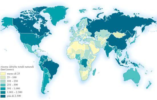 Altro che Defender Europe 20: la vera guerra mondiale è per l'oro blu
