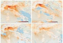 Come cambiano i livelli di inquinamento ai tempi del Coronavirus