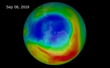 Quando si chiude un buco dell'ozono se ne apre un altro