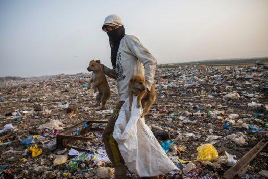 Plastica nella Striscia di Gaza: tra lotta per la sopravvivenza e tutela per l'ambiente