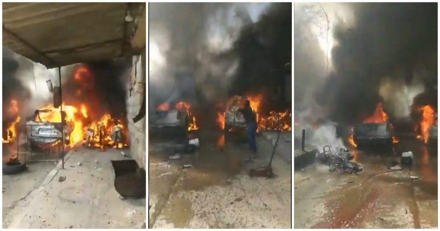 Afrin, Siria: nel mese sacro del Ramadan un attentato uccide molti civili