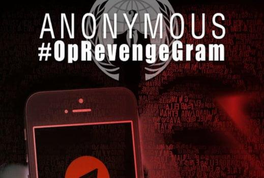 #OpRevengeGram di Anonymous