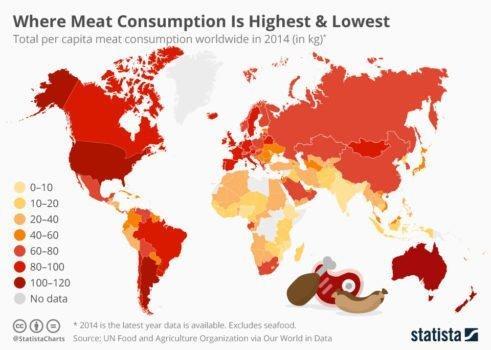 carne crisi climatica