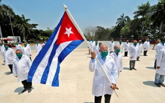 sanità cubana Coronavirus