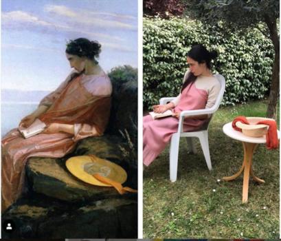 Appuntamenti virtuali musei arte restare a casa