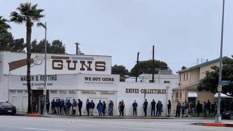 Carta igienica, pulcini e pistole: così l'America affronta la Covid-19