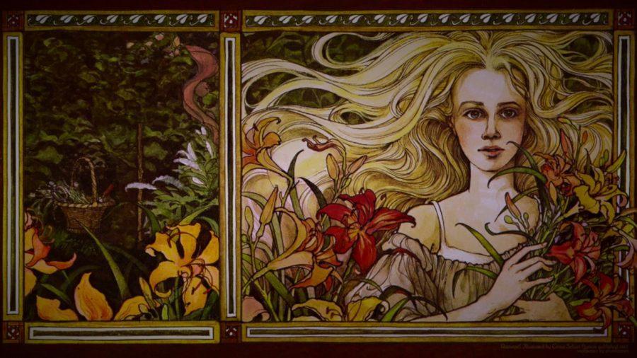 Da Petrosinella a Raperonzolo: storia di una prigioniera dai capelli dorati