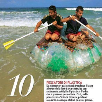 Plastica Striscia di Gaza: tra lotta per la sopravvivenza e tutela per l'ambiente