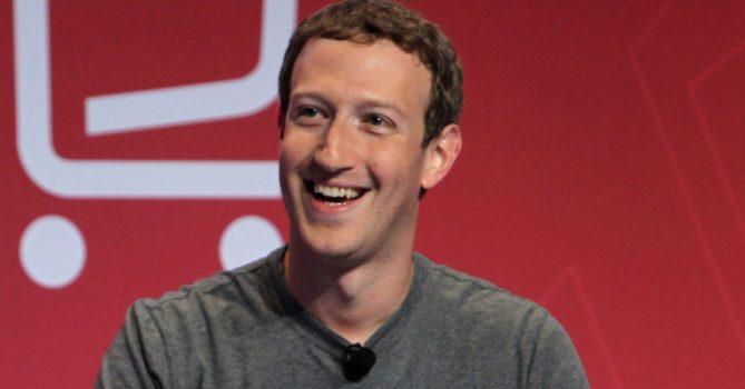 Piattaforme Social Media Mark Zuckerberg