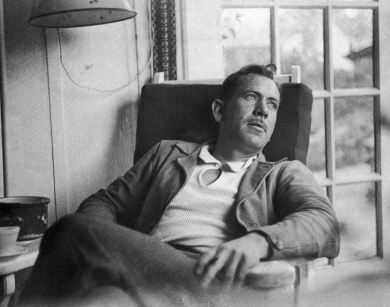 Steinbeck lavoro