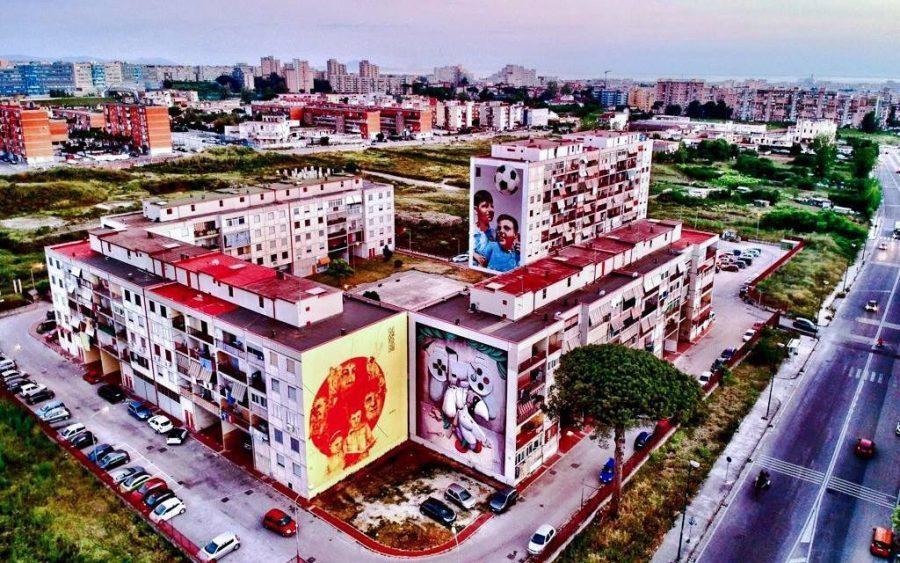 Inopinatum, Street Art