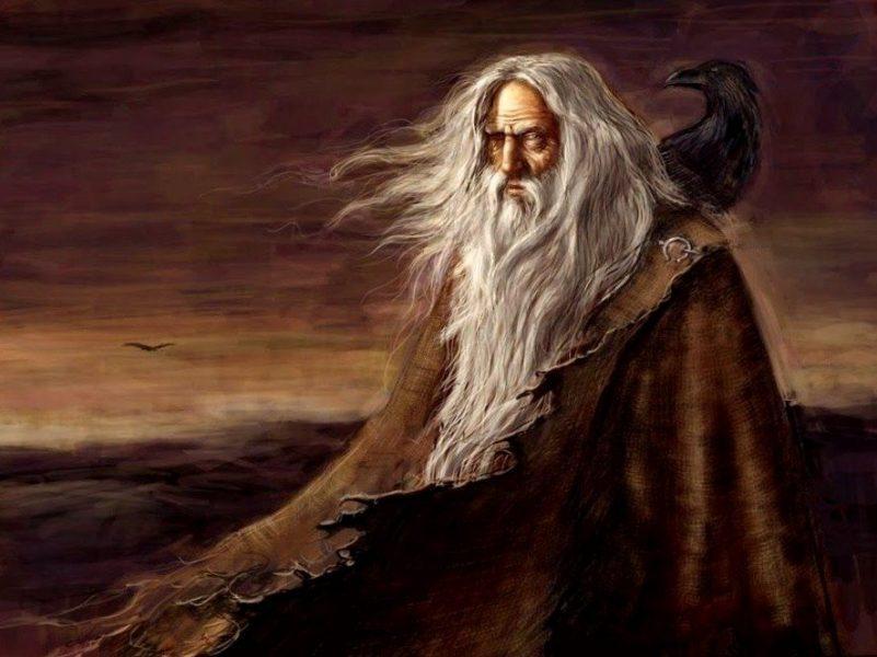 Odino e gli Hávamál: il testo sacro degli antichi vichinghi