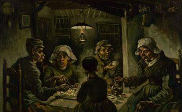Vincent van Gogh, «Studi sui contadini»: miseria e dignità del lavoro