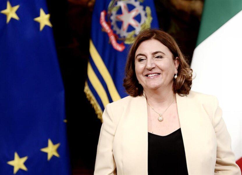 Nunzia Catalfo, ministra del Lavoro