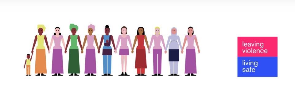 donne rifugiate e migranti vittime di violenza LVLS