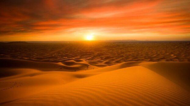 condizioni desertiche