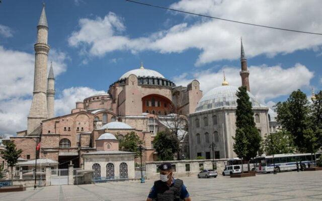 Santa Sofia - Erdogan