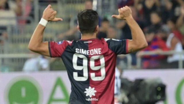 Giovanni Simeone, Cholo
