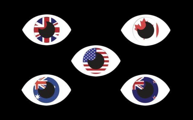 Five Eyes contro la Cina: il contenimento del Dragone