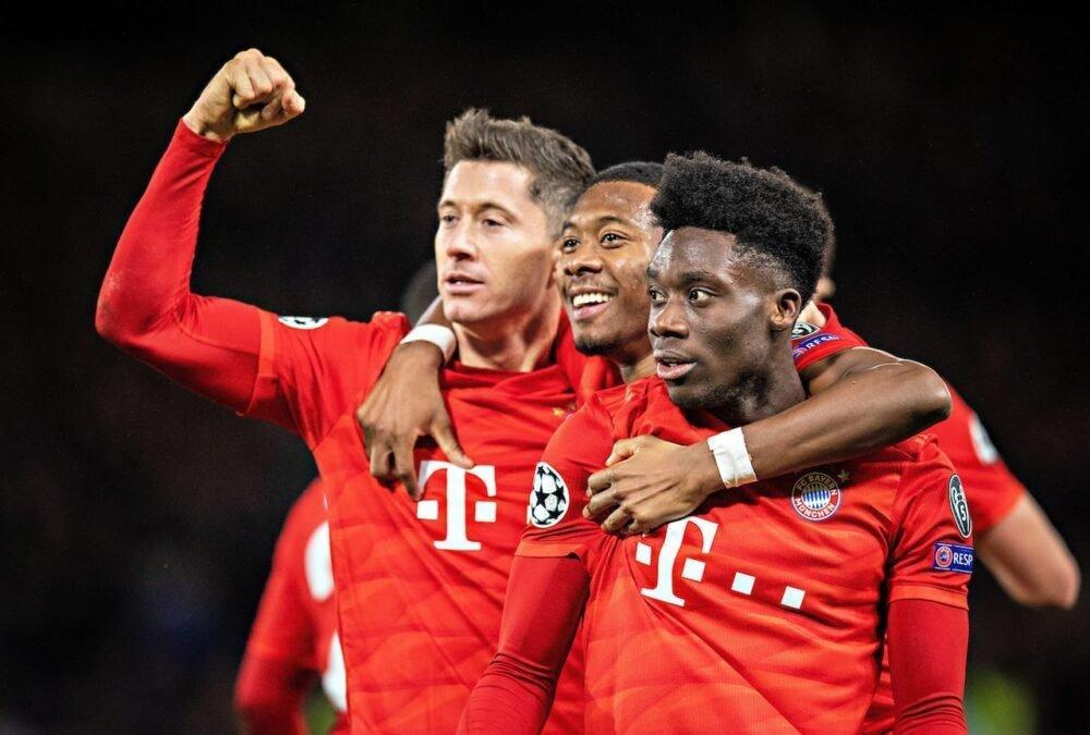 Bayern modello