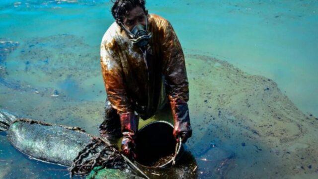 Mauritius: il disastro ambientale provocato da una nave