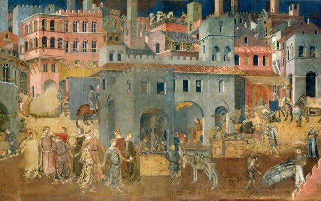 Medioevo, Rinascimento