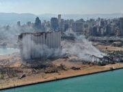 Beirut, dopo l'esplosione il Medio Oriente resta una polveriera