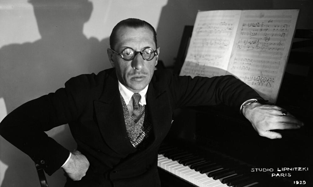 Igor' Stravinskij, primavera