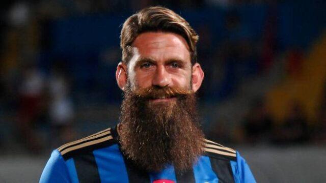 Davide Moscardelli: il bomber con la barba lascia