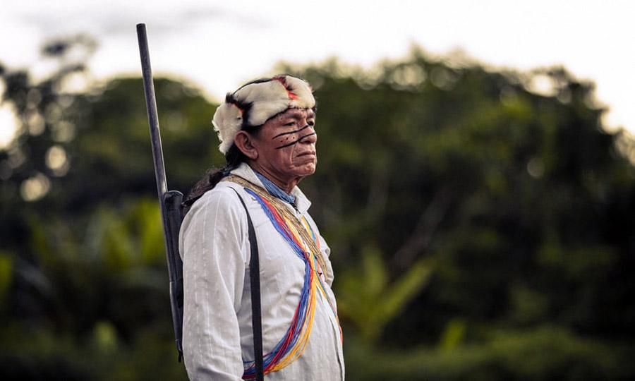 Tribù indigene, pianeta Gaia, crisi climatica