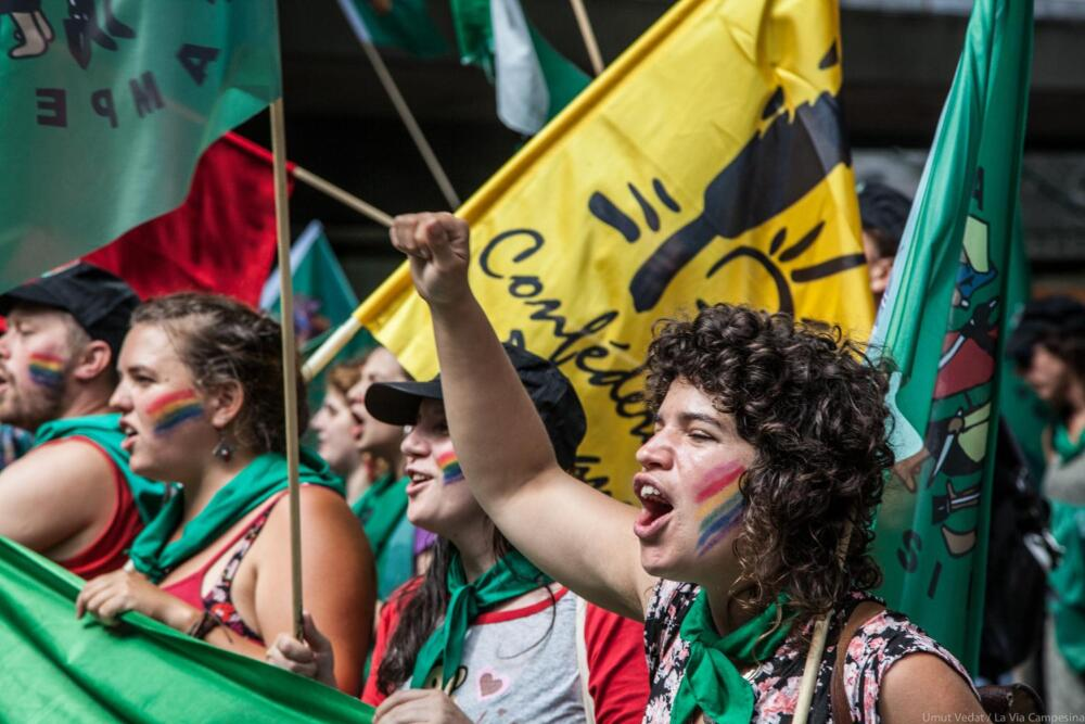 La Via Campesina, movimento sociale, globalizzazione