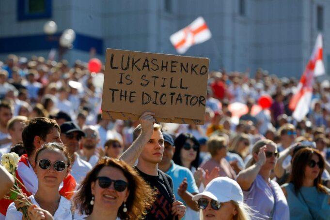 lukashenko bielorussia