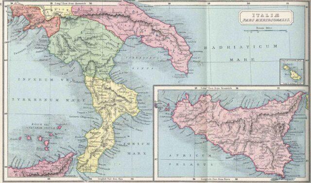 recovery fund sud italia