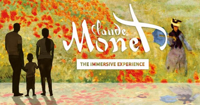 Monet: The Immersive Experience. Fonte: Next Exhibition