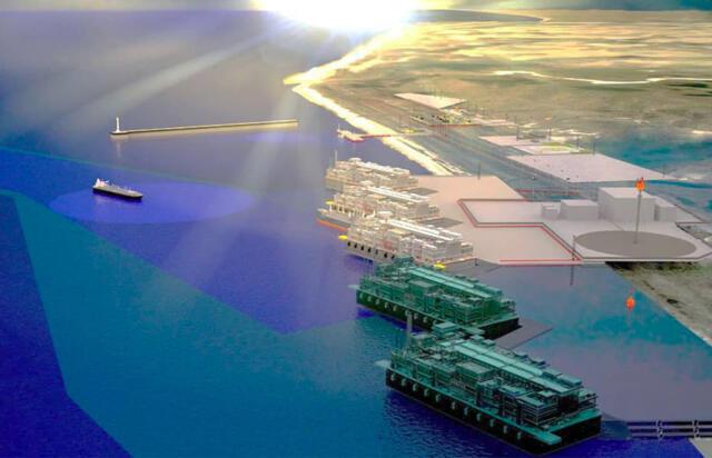 Arctic-LNG 2: fondi pubblici per finanziare il disastro ecologico