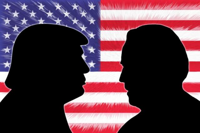 Elezioni USA 2020, una resa dei conti per un Paese sempre più diviso Donald Trump Joe Biden