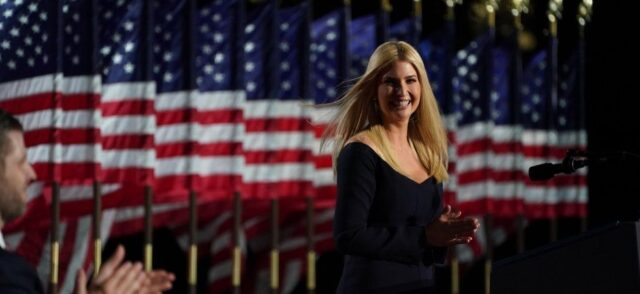 Ivanka Trump-USA 2024