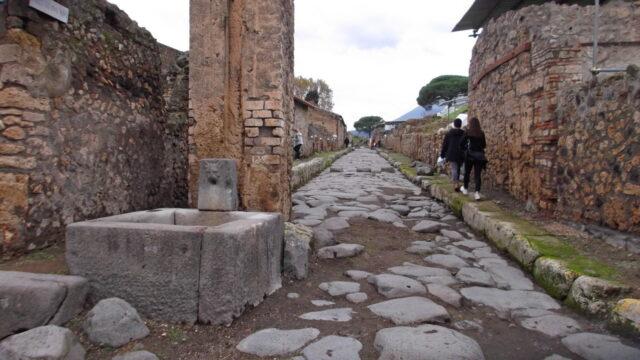 """""""Pompeii commitment"""": la modernità che rinnova l'antichità"""