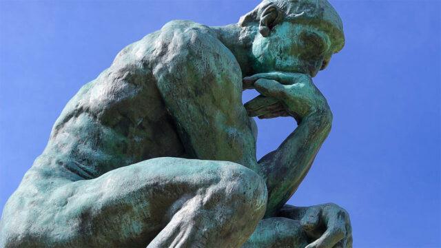 museum thinker (fonte immagine:cultura.biografieonline.it)
