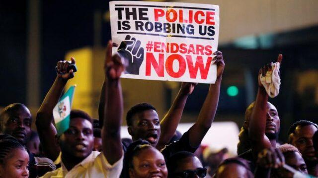 Nigeria e SARS. Un massacro silenzioso. Fonte immagine: SkyNews.