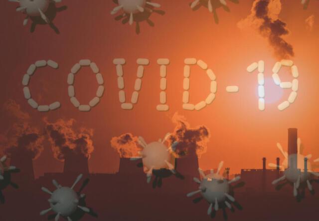 L'inquinamento da PM 2.5 aumenta la mortalità dei positivi al COVID 19