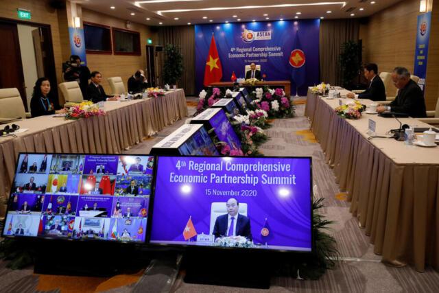 RCEP, la Cina mette all'angolo gli USA (e si prende il mondo)