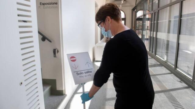 Musei vuoti e ospedali pieni: immaginare la cultura dopo la pandemia