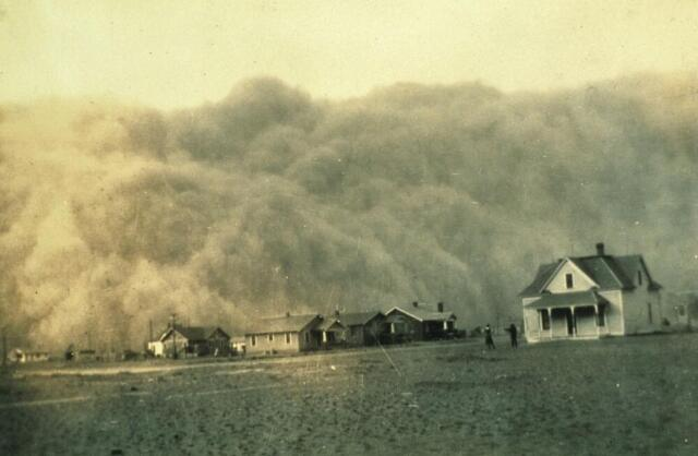 Crisi ambientale: un nuovo Dust Bowl potrebbe colpire gli Stati Uniti