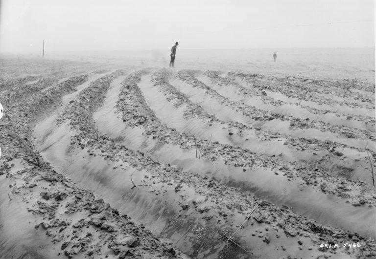 Dust Bowl crisi climatica