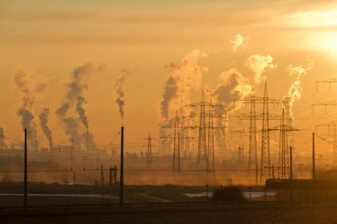Il problema degli aerosol atmosferici nelle città europee