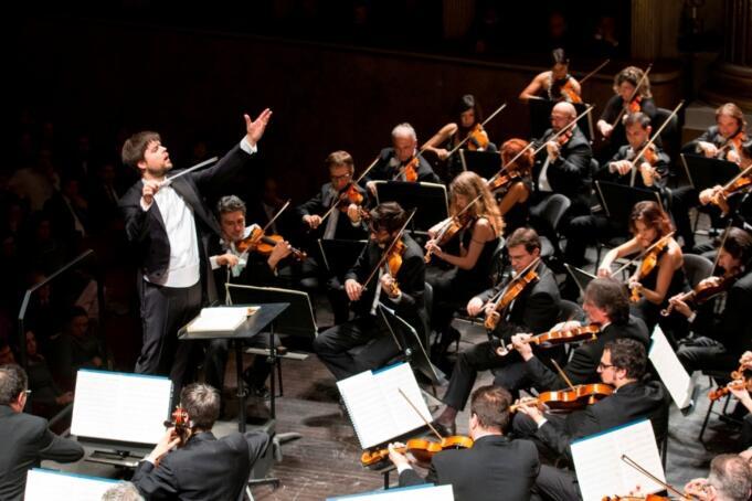 Concerto di Natale Teatro San Carlo