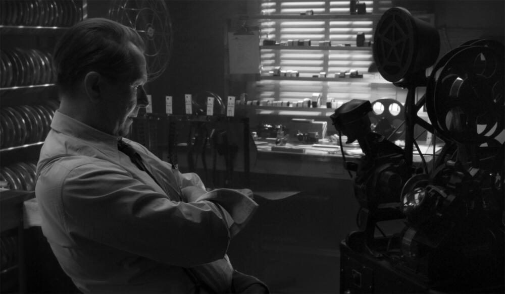 Gary Oldman in Mank. Netflix ©