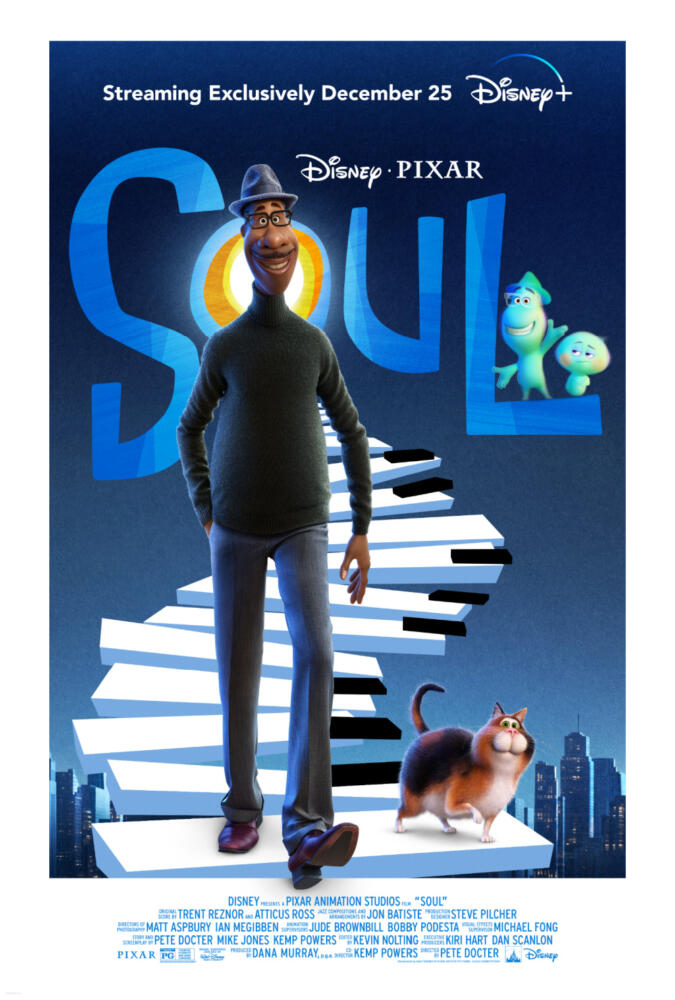 Soul animazione Disney pixar