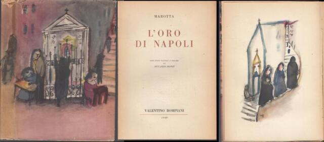 """""""L'Oro di Napoli"""" di Marotta: i ricchi sono poveri perché i poveri hanno l'oro"""
